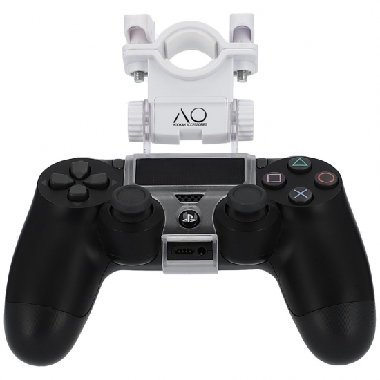 Soporte para Manguera en Mando PS4 AO Smoke Control - Blanco