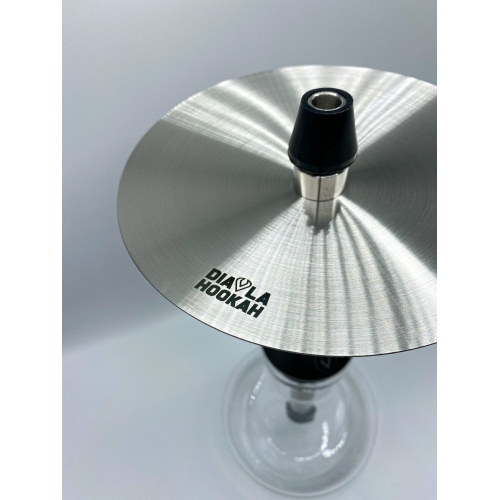 Diavla Hookah Kharma Model Mini DARK