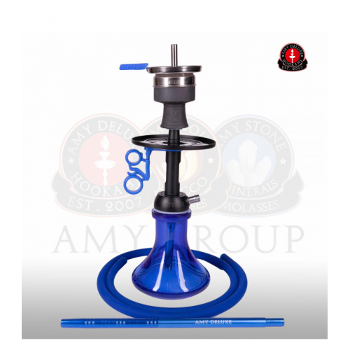 Amy 116.03 Alu Buzz Bag BK Blue