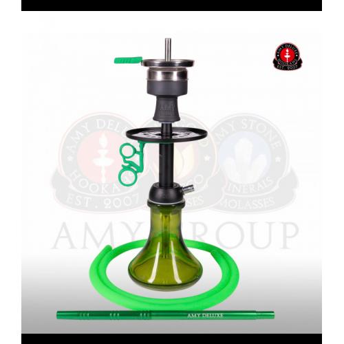 Amy 116.03 Alu Buzz Bag BK Green