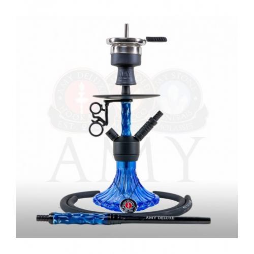 Amy 123.03 Alu Dervish Mini Black Blue