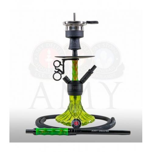 Amy 123.03 Alu Dervish Mini Green Green