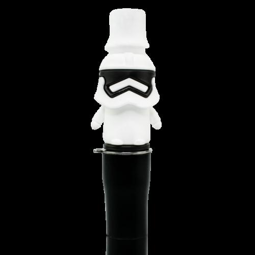Boquilla 3DS Silicona Caballero Blanco
