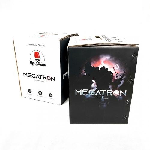 Mr Shisha Megatron 2.0 Resin Black Matte